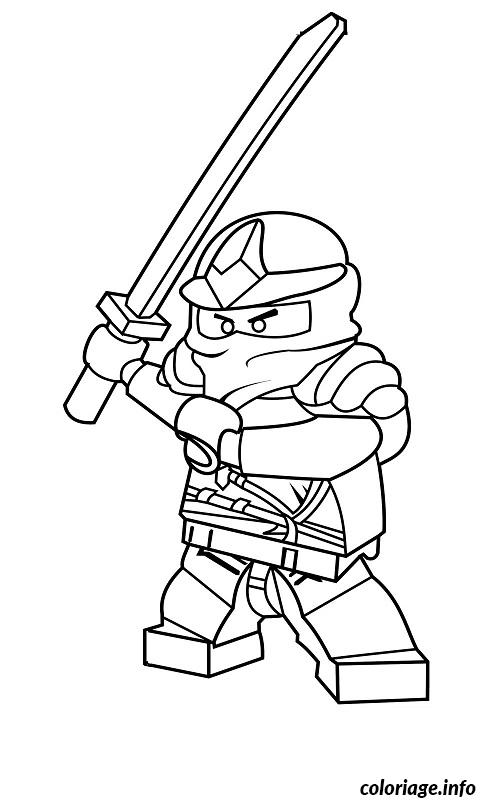 Cool Coloriages Ninjago à Imprimer 69 sur Coloriage Books for Coloriages Ninjago à Imprimer