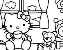 Cool Dessin A Imprimer Gratuit Hello Kitty 13 sur Coloriage Inspiration by Dessin A Imprimer Gratuit Hello Kitty