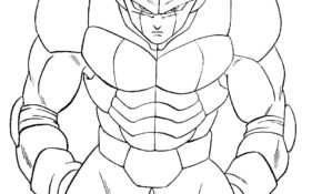 Cool Dessin Dragon Ball Z 63 Avec supplémentaire Coloriage Books for Dessin Dragon Ball Z
