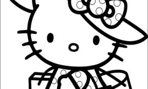 Cool Hello Kitty Anniversaire Coloriage 40 Pour votre Coloriage Pages with Hello Kitty Anniversaire Coloriage