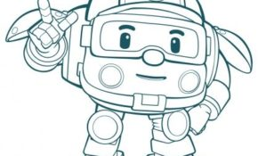 Cool Robocar Poli Coloriage 89 Pour votre Coloriage Pages for Robocar Poli Coloriage