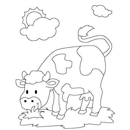 Cool Vache Qui Rit Coloriage 94 Pour Coloriage idée with Vache Qui Rit Coloriage