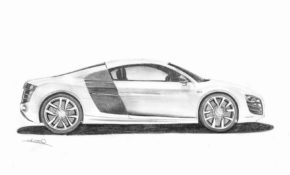 Excellent Coloriage Audi R8 77 sur Coloriage Inspiration for Coloriage Audi R8
