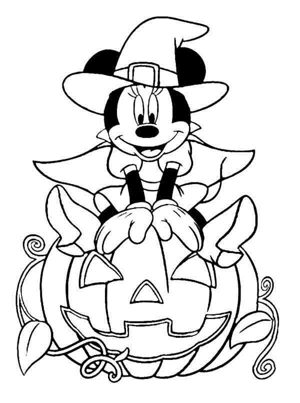 Excellent Coloriage Halloween Disney 26 Avec supplémentaire Coloriage Books for Coloriage Halloween Disney