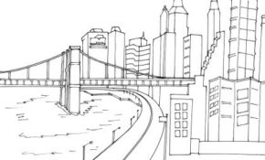 Excellent Coloriage New York 72 Dans Coloriage Pages for Coloriage New York