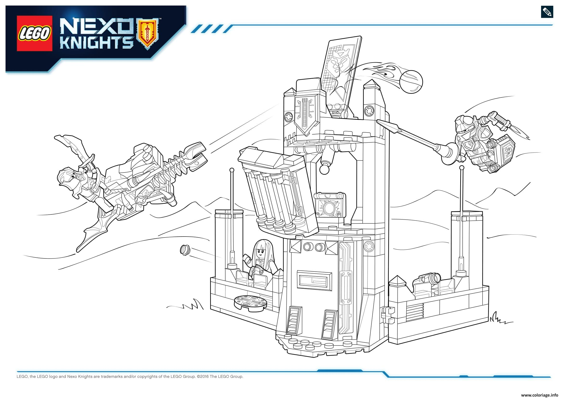 Excellent Coloriage Nexo Knights A Imprimer 47 sur Coloriage idée with Coloriage Nexo Knights A Imprimer