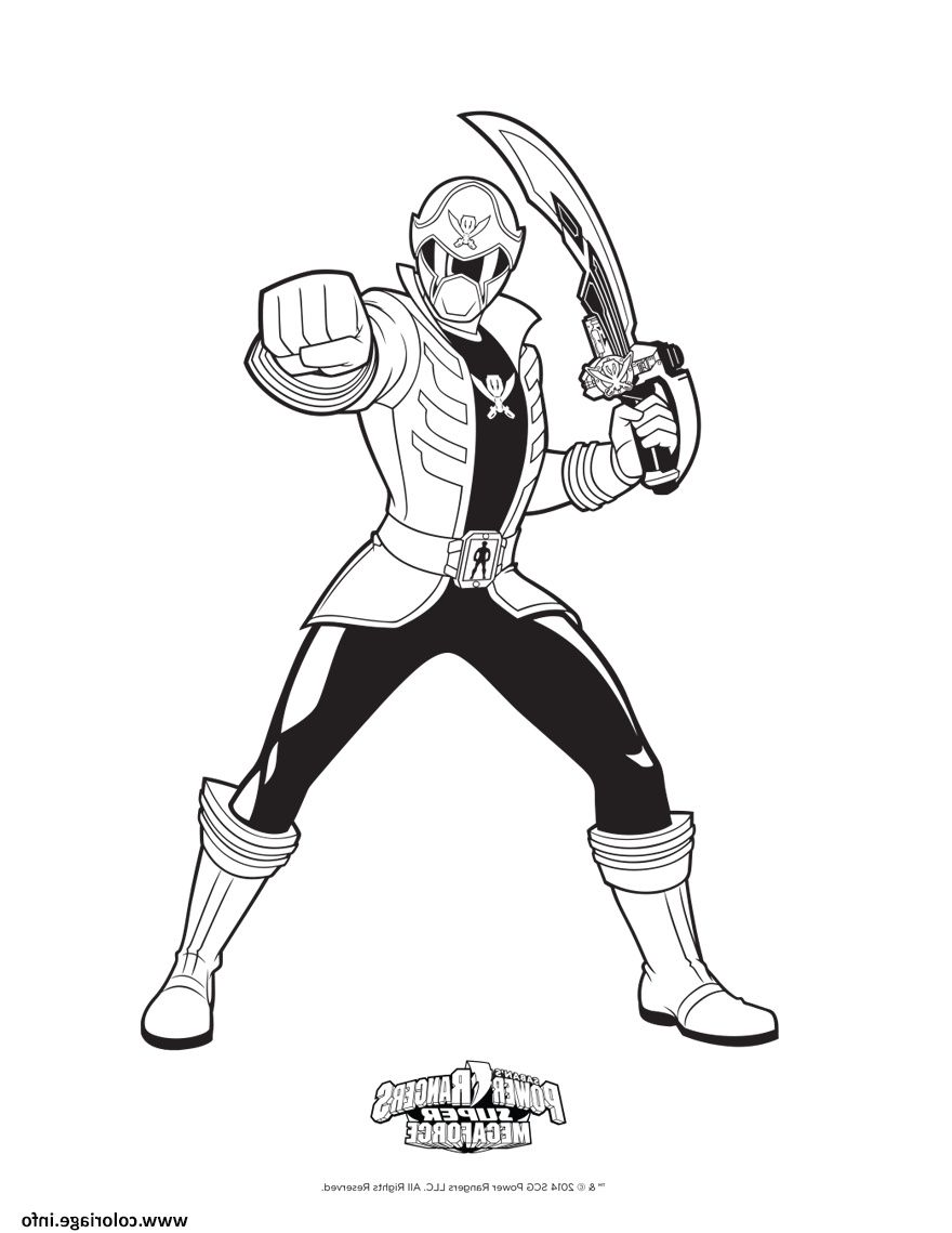 Excellent Coloriage Power Rangers 72 sur Coloriage idée for Coloriage Power Rangers