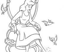 Excellent Dessin A Colorier Princesse Cendrillon 14 sur Coloriage Pages for Dessin A Colorier Princesse Cendrillon