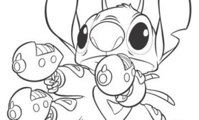 Excellent Dessin Stitch A Imprimer 76 Pour Coloriage Books for Dessin Stitch A Imprimer