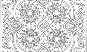 Excellent Mandala Tres Difficile 26 Pour votre Coloriage Inspiration for Mandala Tres Difficile