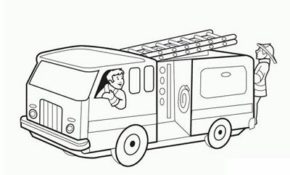 Facile Coloriage Ambulance Pompier 57 Pour votre Coloriage Books with Coloriage Ambulance Pompier