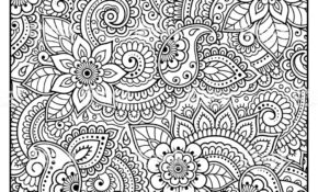 Facile Coloriage Anti Stress 41 Dans Coloriage idée for Coloriage Anti Stress
