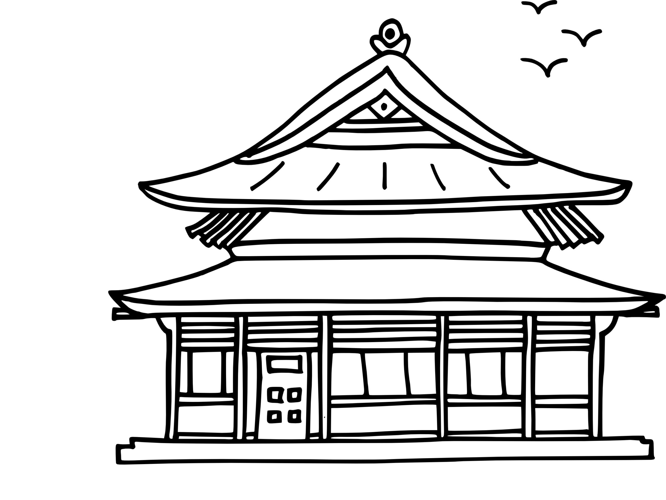 Facile Coloriage De Chine 22 sur Coloriage idée with Coloriage De Chine