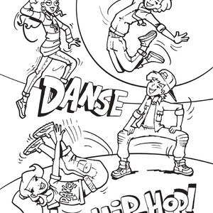 Facile Coloriage Hip Hop 54 Pour votre Coloriage Books with Coloriage Hip Hop