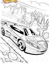 Facile Coloriage Hot Wheels 41 Pour Coloriage Books with Coloriage Hot Wheels