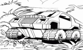 Facile Coloriage Monster Truck 61 Dans Coloriage Pages for Coloriage Monster Truck