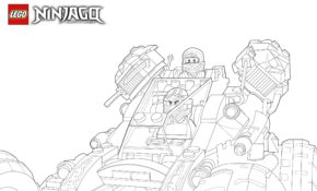 Facile Coloriage Ninjago Le Film 52 Dans Coloriage idée with Coloriage Ninjago Le Film