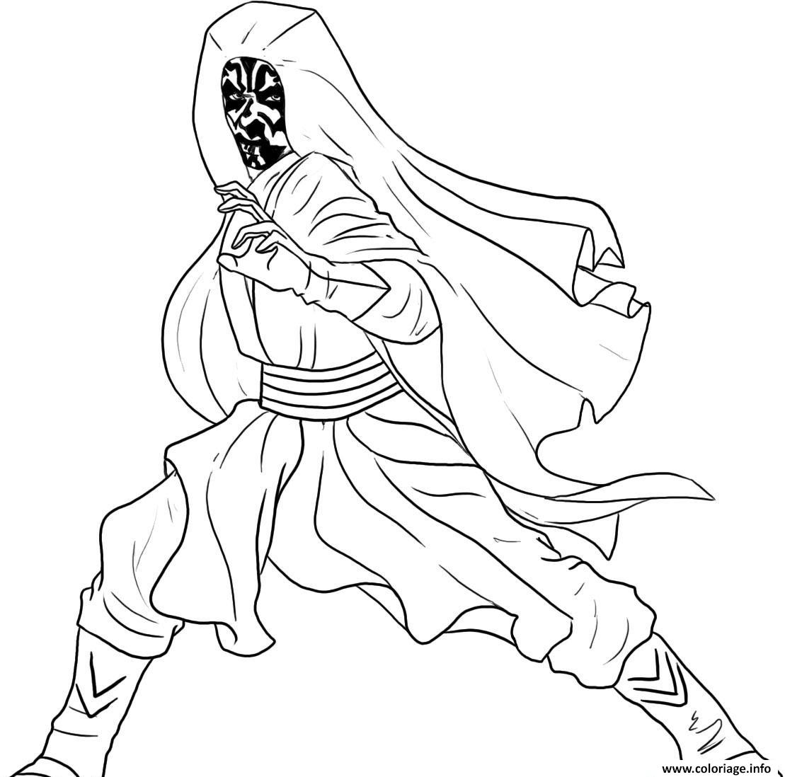 darth maul coloring pages - HD1109×1098