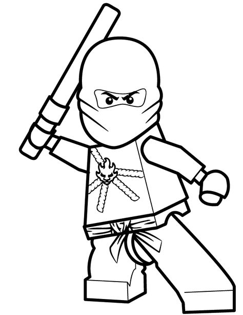 Facile Ninjago A Colorier 81 sur Coloriage Books for Ninjago A Colorier