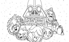 Génial Coloriage Angry Birds Star Wars 25 Avec supplémentaire Coloriage Books with Coloriage Angry Birds Star Wars