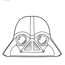 Génial Coloriage Angry Birds Star Wars 84 sur Coloriage Pages with Coloriage Angry Birds Star Wars