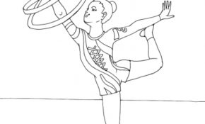 Génial Coloriage Gym 14 Pour Coloriage Books with Coloriage Gym