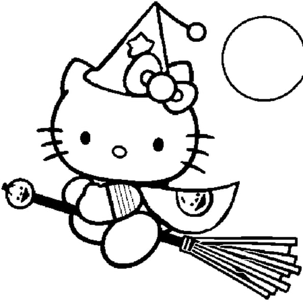 Génial Coloriage Hello Kitty Fée 31 Avec supplémentaire Coloriage Inspiration with Coloriage Hello Kitty Fée
