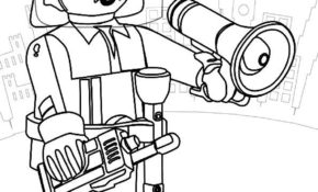 Génial Coloriage Police Playmobil 50 Pour Coloriage Inspiration with Coloriage Police Playmobil