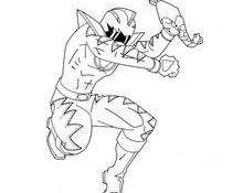 Génial Coloriage Power Rangers Ninja 25 Pour votre Coloriage Books for Coloriage Power Rangers Ninja
