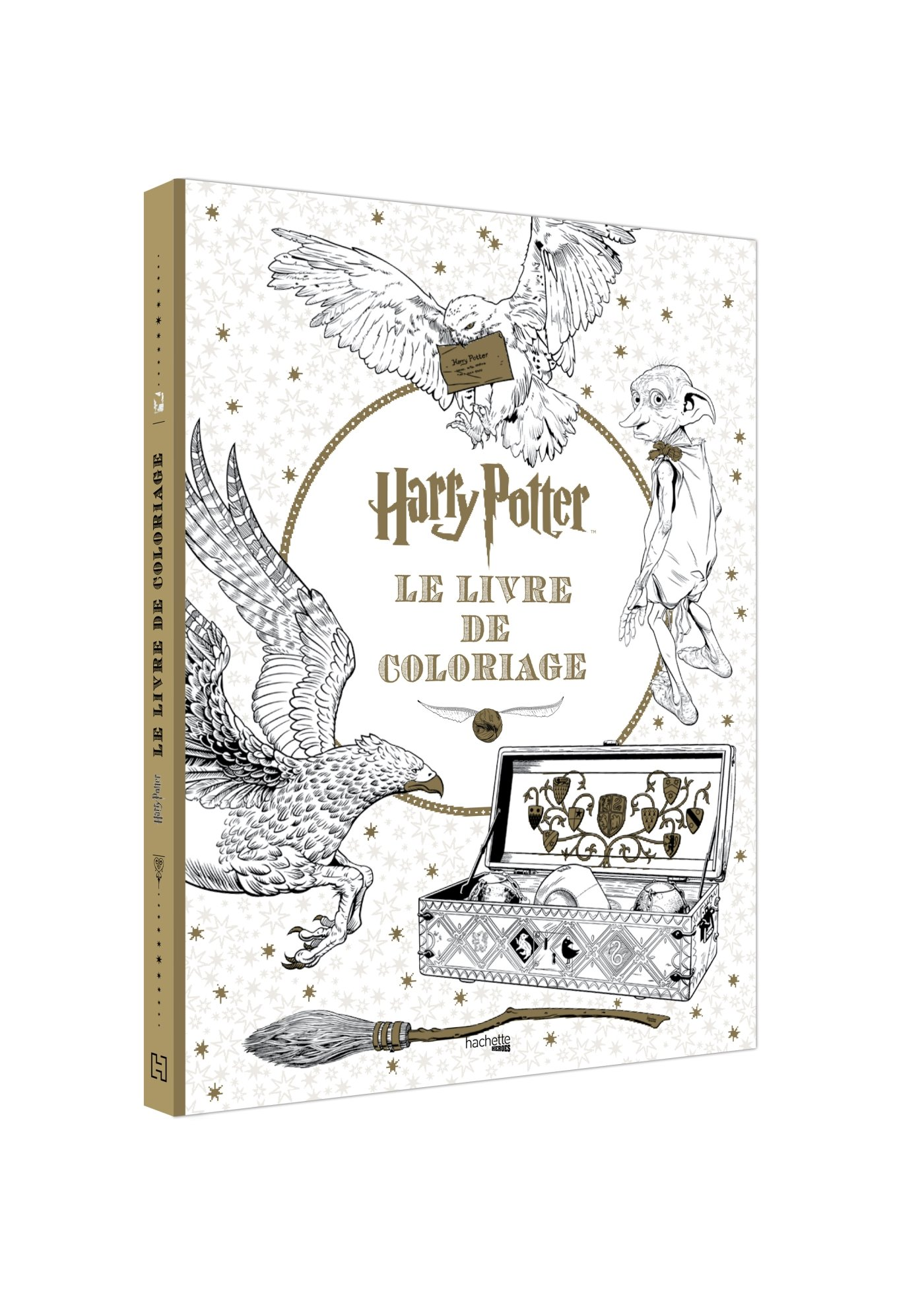 Haut Coloriage Harry Potter 82 Avec supplémentaire Coloriage Inspiration for Coloriage Harry Potter