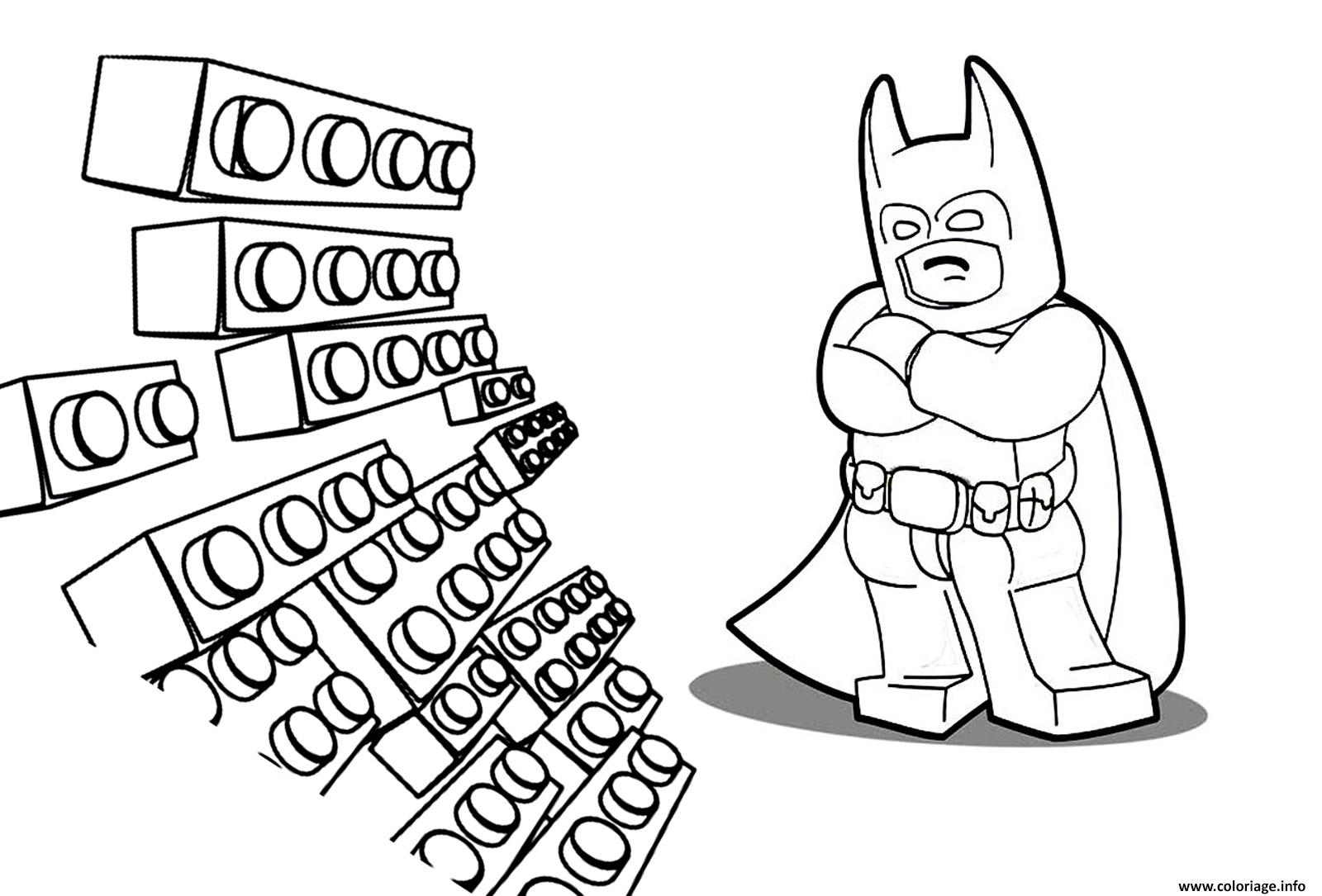Haut Coloriage Lego Batman Movie 22 Pour votre Coloriage Books with Coloriage Lego Batman Movie
