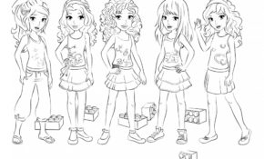 Haut Coloriage Lego Friends 72 sur Coloriage Inspiration for Coloriage Lego Friends
