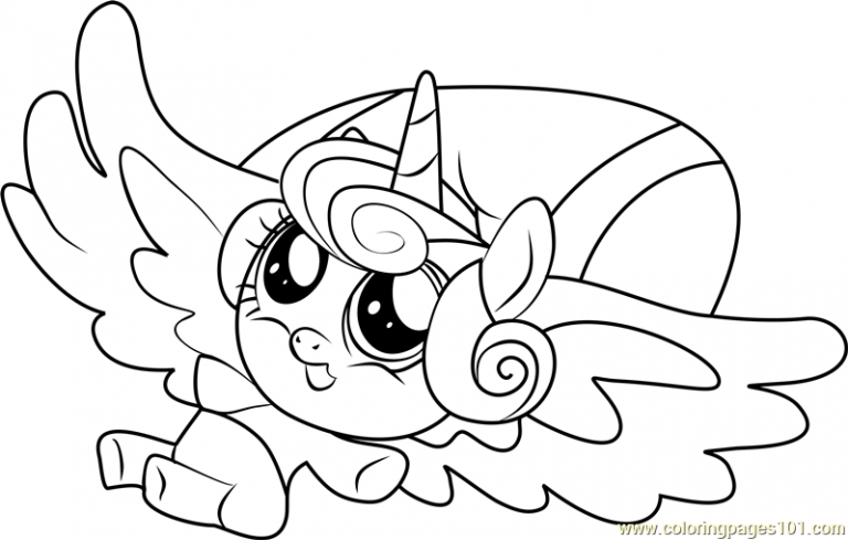 Haut Coloriage My Little Pony 81 sur Coloriage Inspiration for Coloriage My Little Pony