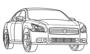 Haut Coloriage Nissan Gtr 81 Dans Coloriage Pages with Coloriage Nissan Gtr