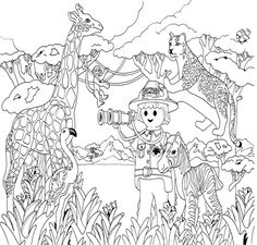 Haut Coloriage Police Playmobil 76 Pour Coloriage Inspiration by Coloriage Police Playmobil