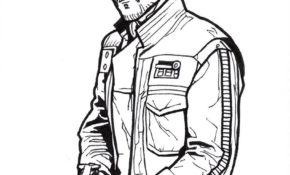 Haut Coloriage Rogue One 77 Pour Coloriage Pages with Coloriage Rogue One