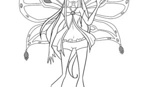 Haut Coloriage Winx Club Sirenix 69 Dans Coloriage Pages for Coloriage Winx Club Sirenix
