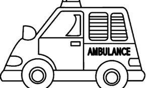 Impressionnant Coloriage Ambulance 51 Dans Coloriage idée for Coloriage Ambulance