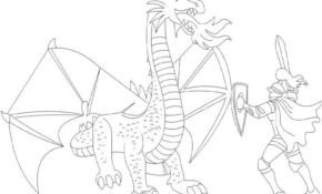 Impressionnant Coloriage Chevalier Dragon 38 sur Coloriage idée by Coloriage Chevalier Dragon