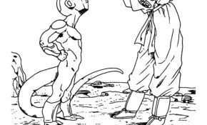 Impressionnant Coloriage Dragon Ball Z 20 Pour Coloriage idée with Coloriage Dragon Ball Z