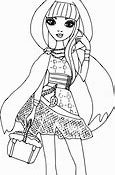 Impressionnant Coloriage Ever After High 38 sur Coloriage Pages for Coloriage Ever After High