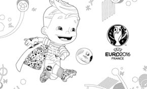 Impressionnant Coloriage Football Euro 2016 95 Avec supplémentaire Coloriage Inspiration for Coloriage Football Euro 2016