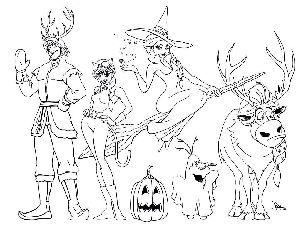 Impressionnant Coloriage Halloween Disney 99 Dans Coloriage Pages by Coloriage Halloween Disney
