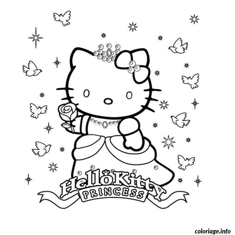 Impressionnant Coloriage Kitty Princesse 36 Dans Coloriage Books for Coloriage Kitty Princesse