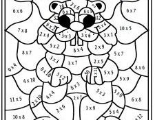 Impressionnant Coloriage Magique Tables De Multiplication 77 sur Coloriage idée with Coloriage Magique Tables De Multiplication