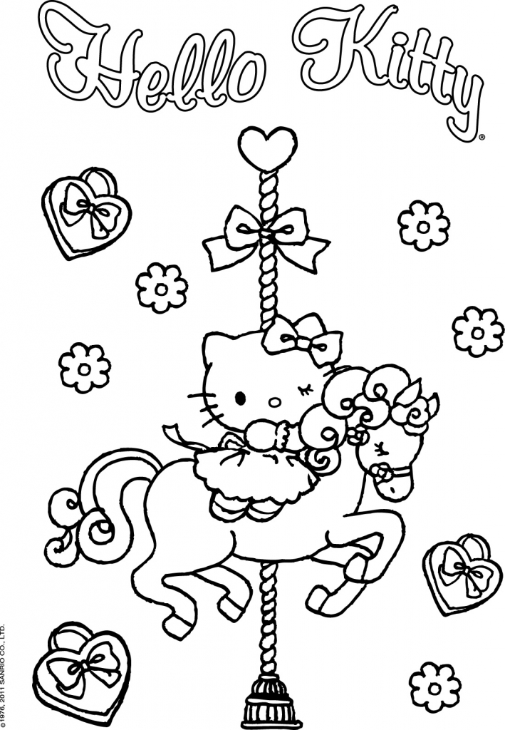 Impressionnant Dessin A Colorier Hello Kitty 26 Pour votre Coloriage idée with Dessin A Colorier Hello Kitty
