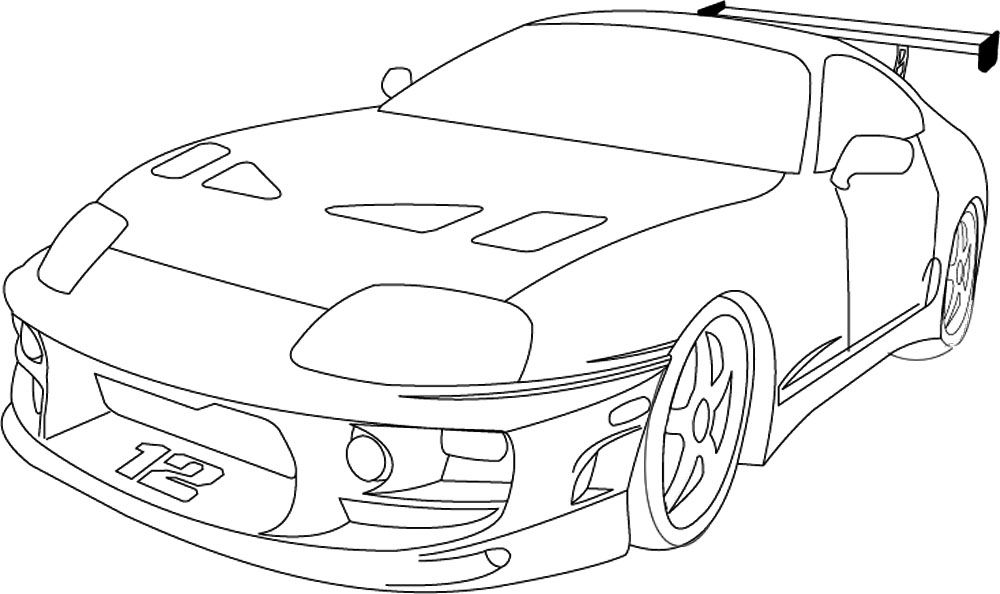 Impressionnant Fast And Furious Coloriage 75 Pour votre Coloriage Pages by Fast And Furious Coloriage