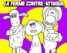 Impressionnant Shaun Le Mouton Coloriage 37 sur Coloriage Pages by Shaun Le Mouton Coloriage