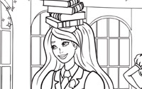 Magnifique Coloriage De Barbie Apprentie Princesse 31 Dans Coloriage Books with Coloriage De Barbie Apprentie Princesse