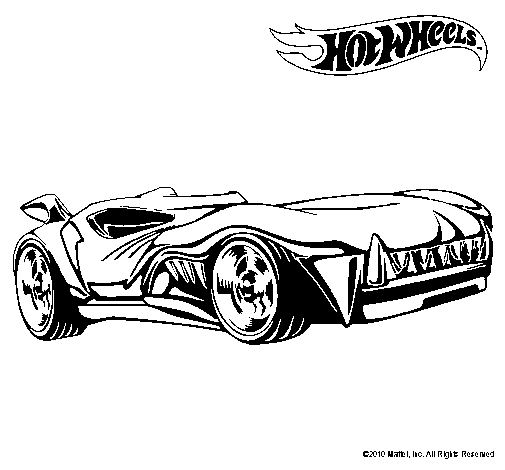 Magnifique Coloriage Hot Wheels 13 sur Coloriage idée with Coloriage Hot Wheels